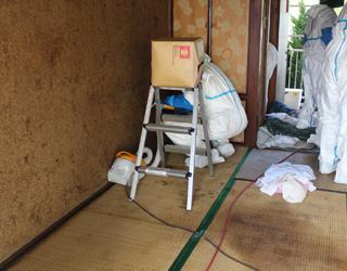 消毒・殺菌・除虫で、安心の居住環境を整えます