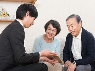 ご遺族に寄り添い心を込めて柔軟にご対応いたします。